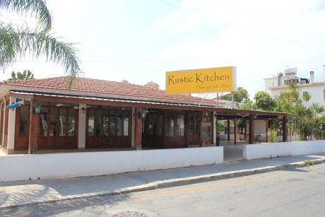 Rustic Kitchen Restaurant