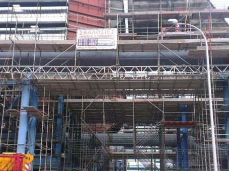 Scaffolding Solutions Ltd