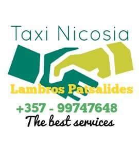 Taxi Nicosia Cyprus – Lambros Patsalides