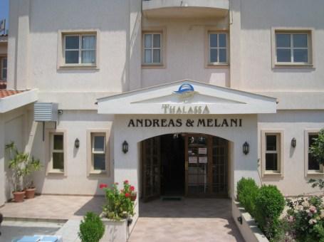 Thalassa Restaurant & Conference (Andreas & Melanie)