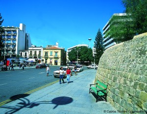 The Medieval Walls of Nicosia