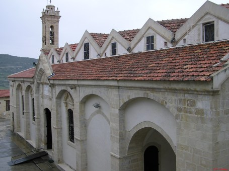 Timios Stavros Church Omodos