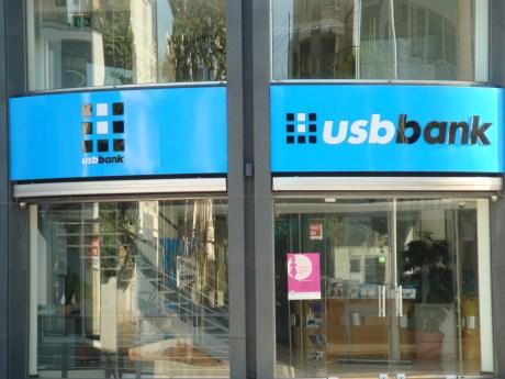 USB Bank  - Makariou & Leontiou Branch