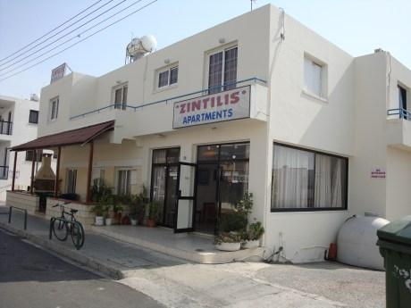 Zintilis Tourist Apartments