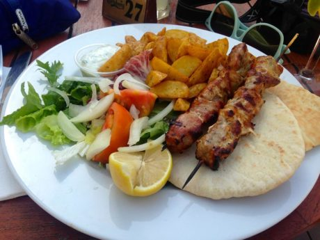 Cypriot Souvlaki