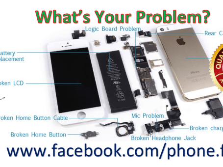 A PhoneFixer – Repairs of Phones iPads Tablets