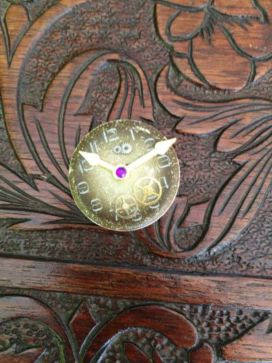 Antiquarian World creation custom jewellery button creation