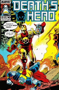 Death's Head: Issue #10