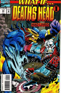 Death's Head: What If Issue #54