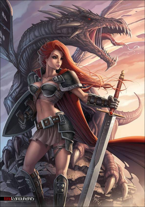 dragon_maiden_by_tony_tzanoukakis_dahmy3r-pre