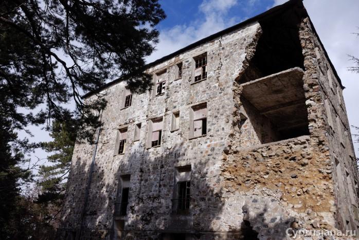 dvorac iz beketa