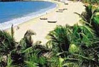 Bogmalo Beach, south Goa
