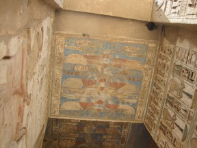Medinet Habu, West Bank, Luxor, Egypt