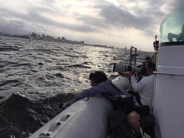 Η κυπριακή εμπειρία στα βρώμικα νερά του Guanabara