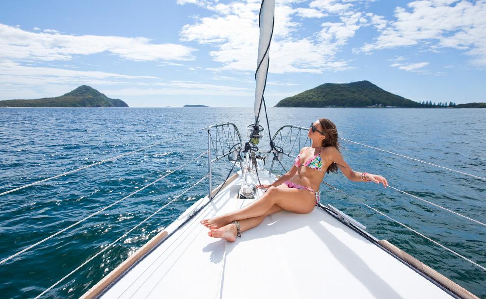 Μυστικά για την ενοικίαση ιστιοπλοϊκού σκάφους