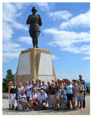 Royal British Legion, Kyrenia Branch trip to Gallipoli