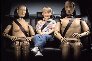 Rear Seat Belts