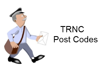North Cyprus new post codes