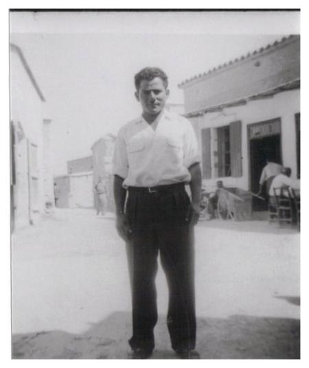 Mehmet Veli 'Kirlapo' my father