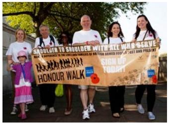 Honour Walk