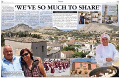 Akincilar village by Cyprus Today