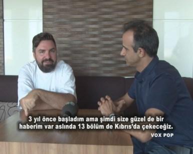 Batuhan Piatti talks to Engin