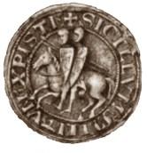 Knights Templar emblem