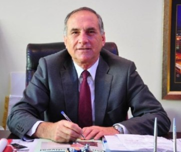Sumer Aygin Mayor of Kyrenia Municipallity