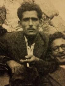 Hasan M. Ramadan in Crete with the Partisans 2