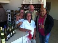 the wine tasters