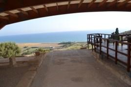 House of Eustolius - A view of the sea