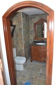 25 A peek into the bathrooms