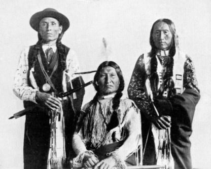 Algonquin Indians