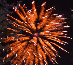 5. Fireworks