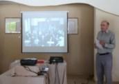 Edward Barratt gives a tea talk