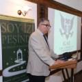 Olgun Ustun gives a talk