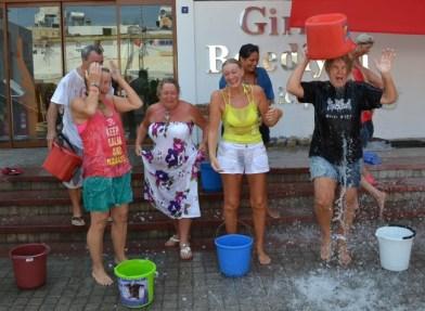 Mass Ice Bucket Challenge
