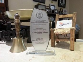 The Almond Award