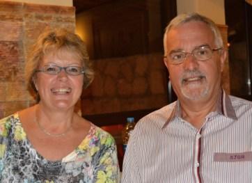 Lyn and Stuart