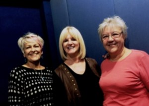 Anita Woods, Denise Phillips and Tricia Dann image