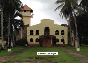 Church, Las Lajas