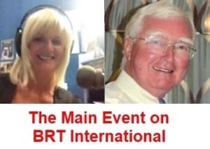 Denise Phillips and John Hughes Wilson