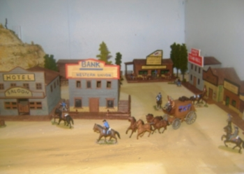 1 Western town image