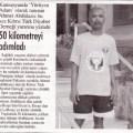 50km for Diabetic Association