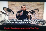Engin Dervisaga presents Vox Pop