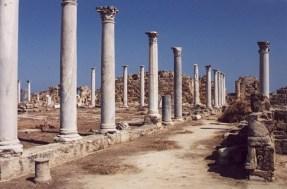 Salamis pre-dates Ottoman Cyprus