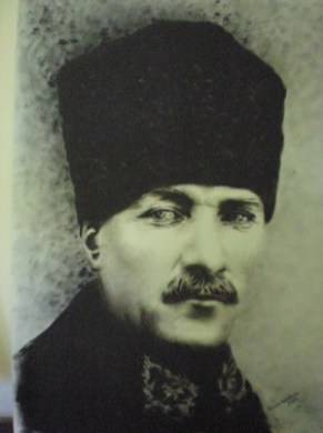 Painting - Ataturk