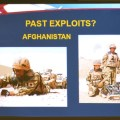 Past Exploits 1