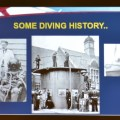 Some diving history 1
