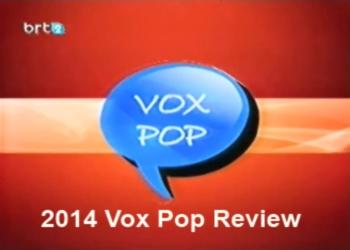 Vox Pop 2014 Review